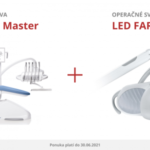 vitali T5 master a LED FARO MAIA